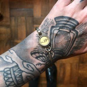 Jewelry - Typewriter Key Bracelet